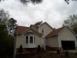 raleigh nc roofing install