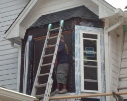 Roofing, Siding, Seamless Gutters, Carpentry, Remodeling Contractors in NC