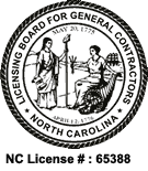 Licensing Board For General Contractor NC
